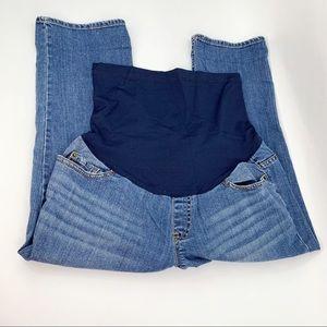 Liz Lange Maternity 4 Straight Leg Jeans